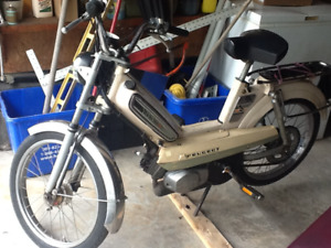 Peugeot  Moped Model #  103  for sale