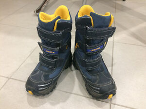 EUC Size 10 Toddler Boot by GEOX Kingston Kingston Area image 1