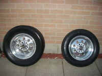 weld wheels set