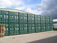 Container Selfstore 20ft £30pw