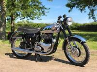 BSA Rocket Gold Star Fully Restored