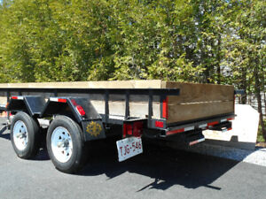 Scott Built Trailer