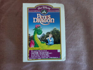 Vintage (1996) Pete's Dragon Happy Meal Toy