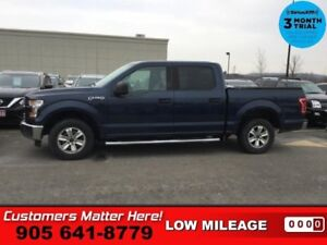2016 Ford F-150 XLT  V6  REAR WHEEL DRIVE  CREWCAB