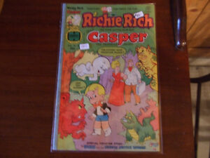 OLD COMICS RICHIE RICH London Ontario image 2