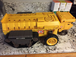 Wall-E Electronic Truck Toy RARE