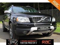 2011 11 VOLVO XC90 2.4 D5 R-DESIGN SE AWD 5D AUTO 197 BHP DIESEL