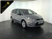 2010 60 FORD S-MAX TITANIUM TDCI 7 SEATER SERVICE HISTORY FINANCE PX WELCOME