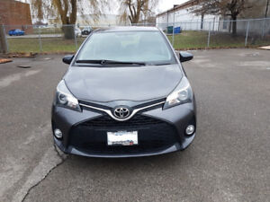 2016 Toyota Yaris SE Sedan (hatch back)