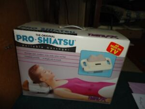shiatsu   Machine   almost new