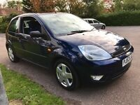 Ford Fiesta Zetec 1.4 petrol 2003/53 reliable car, still insured AA/rac welcome