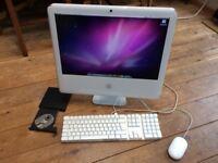 """iMac 20"""" 2GHz Intel Core Duo"""