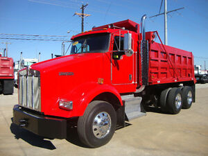 KENWORTH AND PETERBILT TRUCK LEASING AVAILABLE