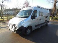 Mandale Liberte Semi Automatic Camper Van