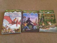 Magic Tree House x 6 books