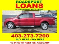 2007 FORD F150 XLT $29 DN DRIVE HM TODAY BAD CREDIT OK Calgary Alberta Preview