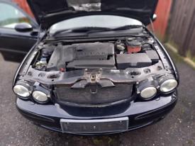 Jaguar, X-TYPE, Saloon, 2006, Manual, 2198 (cc), 4 doors WITH FULL MOT