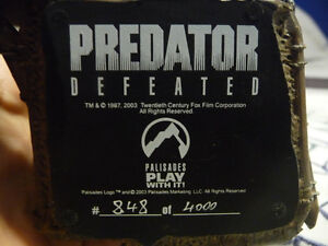 Predator Defeated Limited  Bust West Island Greater Montréal image 7