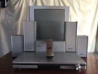 Panasonic DVD Home Theater Sound System Model SC-HT500