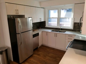 Newly renovated 2 bedroom apartment! Dishwasher/A/C!!!