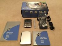 Palm M515 Personal Organiser in mint condition In Original Box - unopened and never used