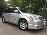 2009/59 Chrysler Grand Voyager 2.8CRD Aut25th Anniversary Limited Edition