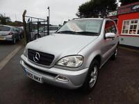 2005 Mercedes Benz M Class ML270 CDI 5dr Tip Auto Full service history,2 keys...