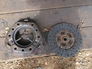 Ford Long style pressure plate and 11 inch clutch