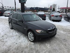 BMW 3 Series 330XI-AWD-SPORT PACKAGE 2006