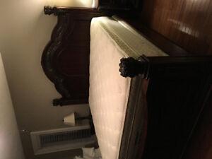 Beautiful king bedroom set