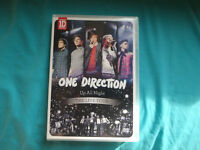 One Direction Up All Night Live Tour DVD