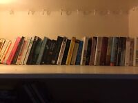 Fiction Novels - 90 books