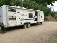 Free camping in the Okanagan with purchase