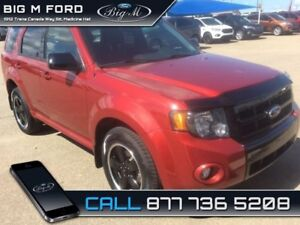 2012 Ford Escape XLT  - one owner - local - trade-in - $123.26 B