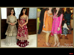 Pakistani & Indian Bridal & wedding wear