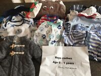 Boys clothes 0-1year