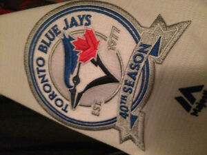 Toronto Blue Jays Jersey signed by four players Kawartha Lakes Peterborough Area image 9