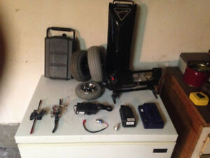 Rascal (Electric Mobility Corp) scooter parts and repairs