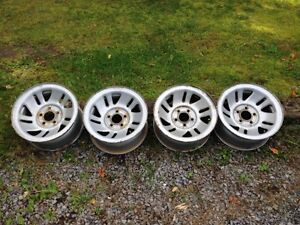 Ford Ranger 15 Inch Steel Rims