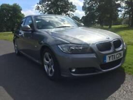 11 Reg BMW 320 2.0TD EfficientDynamics 170ps