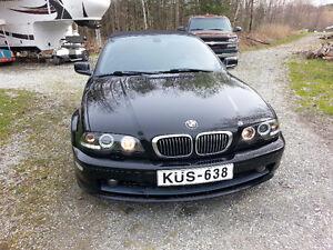 2001 BMW  330c1 Cabriolet