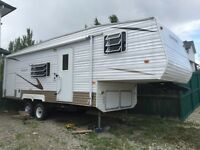 26.5' Conquest Traveller Fifth Wheel