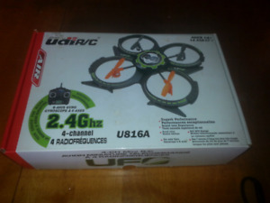 UDI RC U816A UNI Quadcopter