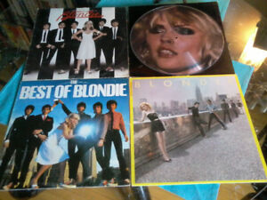 """Blondie"" Vinyl Album Sale: 1978-1980 (incl. picture disc)"
