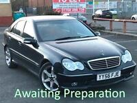 2006 (56) Mercedes-Benz C220CDI Sport Edition Automatic