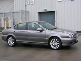 Jaguar X-TYPE 2.2i Turbo Diesel Saloon