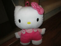 Hello Kitty Backpack/Stuffie