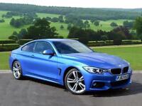 2013 BMW 4 Series 2.0 420d M Sport 2dr