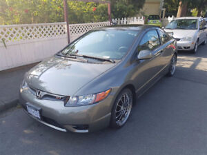 2007 Honda Civic Si Coupe Excellent Condition