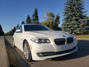 2013 BMW 5-Series 528i Sedan